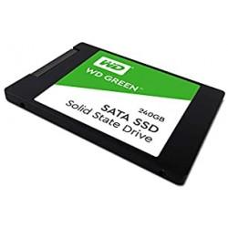 WD Green WDS240G2G0A 2.5'' 240 GB SATA 3 SLC SSD